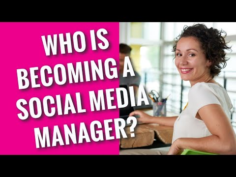 Who is becoming a Freelance Social Media Manager?