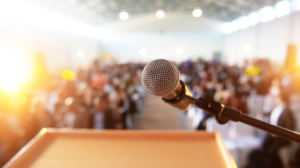 How To Build A Social Media Business by Public Speaking