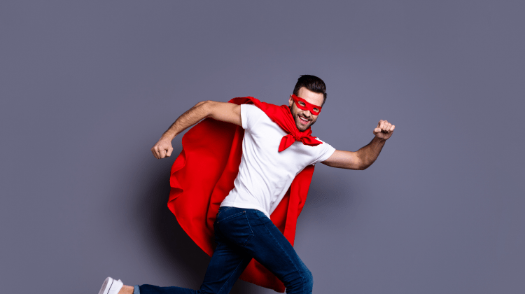 How To Be a Social Media Superhero During Uncertain Times