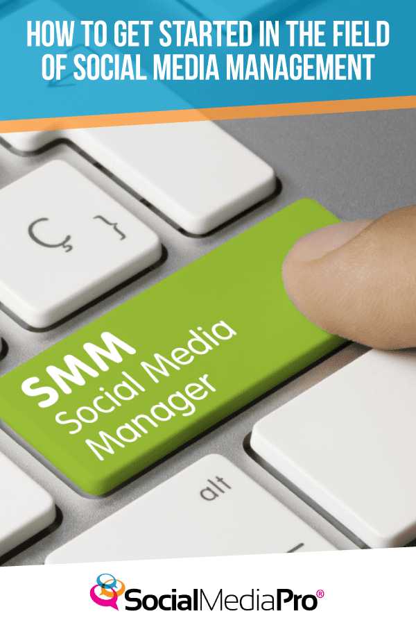 started in the field of social media management